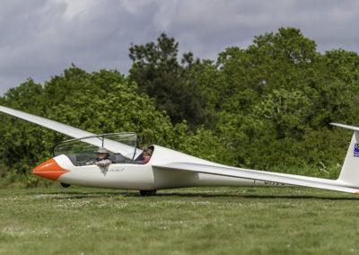 Janus prêt au décollage
